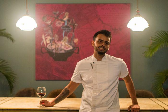 Chef Vidit Aren of Slink & Bardot