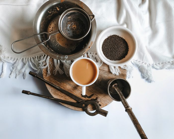 In India, tea drinking is like a religion