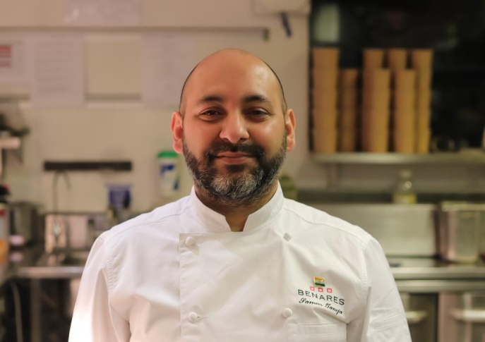Chef Sameer Taneja